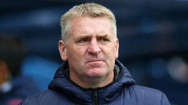 fifa live scores - Aston Villa head coach Dean Smith signs new four-year contract