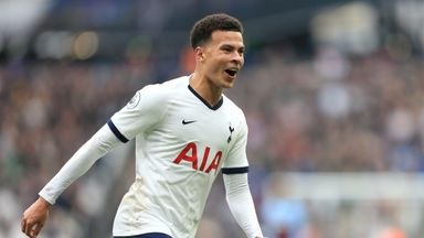 fifa live scores - Gareth Southgate welcomes Dele Alli's return to form at Tottenham