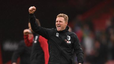 fifa live scores - Eddie Howe demands Bournemouth maintain 'steeliness'