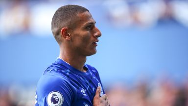 fifa live scores - Richarlison agrees new Everton deal