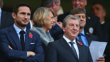 fifa live scores - Frank Lampard managerial potential never in doubt, says Roy Hodgson