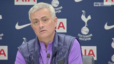 fifa live scores - New club, new pillows... new Jose Mourinho? His first Tottenham news conference assessed