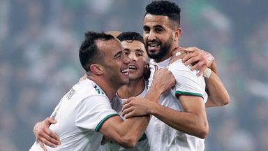 Riyad Mahrez will be absent for Algeria's game against Botswana next week