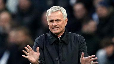 Jose: I don't like sad people after defeat