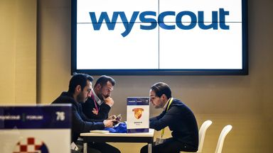 Clubs, agents discuss transfers at Wyscout forum