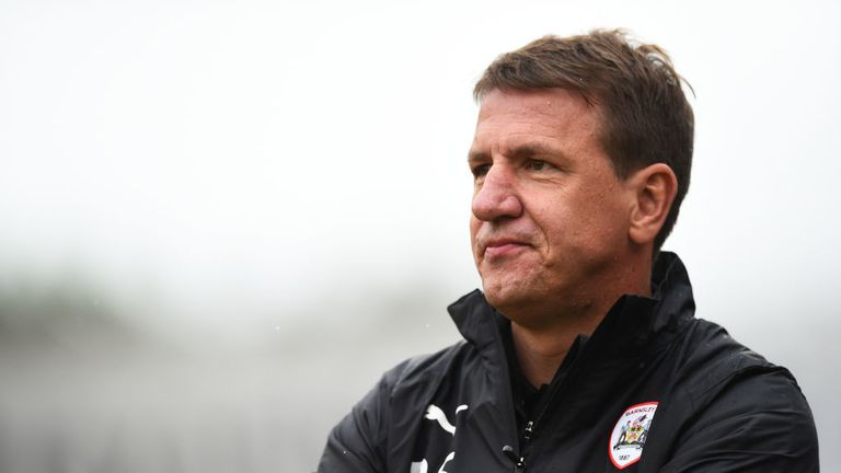 Daniel Stendel was relieved of his duties at Oakwell in October