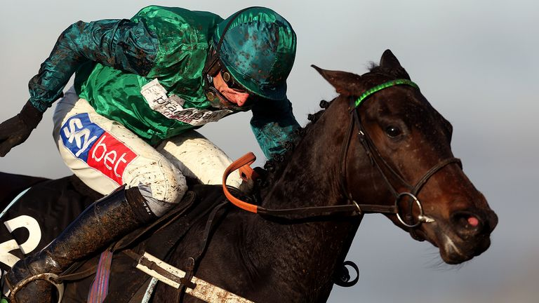 Fusil Raffles has a bit to prove after disappointing in the Christmas Hurdle