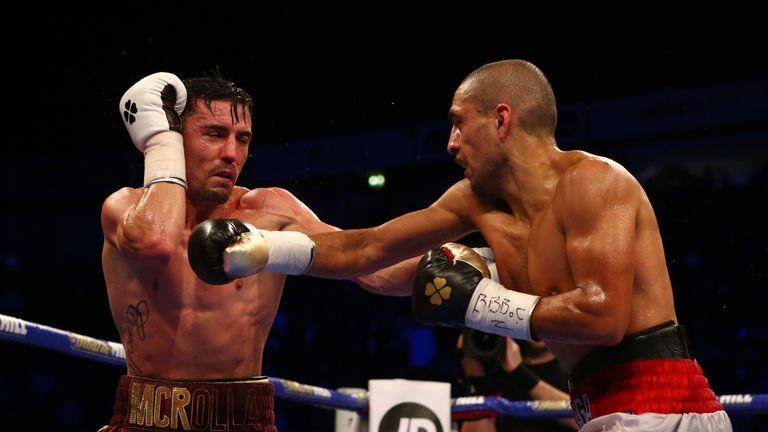 Linardatou vs Taylor: Anthony Crolla gana la pelea de despedida en Manchester | Noticias del boxeo 2