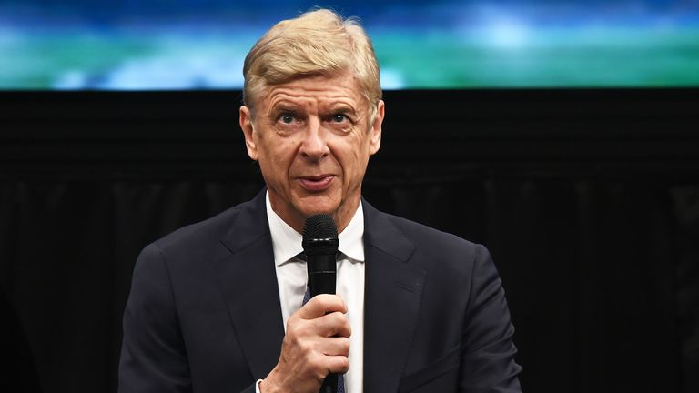 Arsene Wenger has been out of work since leaving Arsenal in 2018