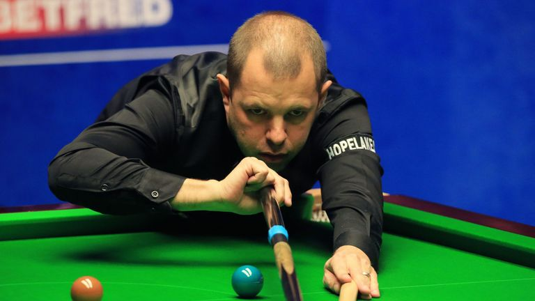 Barry Hawkins believes lockdown has helped him refocus