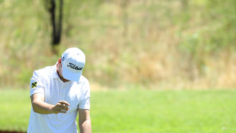 Wiesberger is in the group on four under after a second-round 69