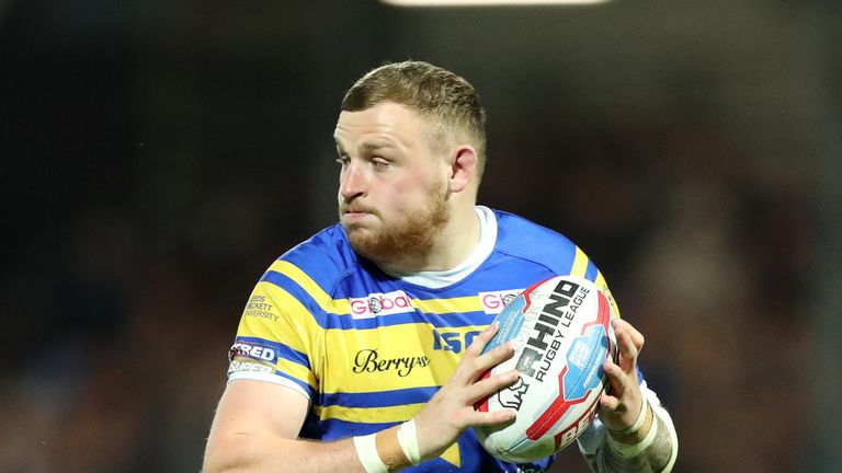 Brad Singleton will be reunited with his old coach at Leeds, Brian McDermott