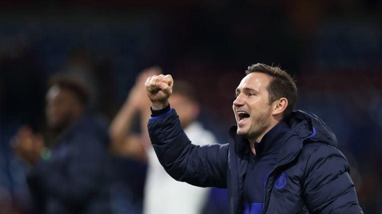 Lampard wants Chelsea to reverse the opening day defeat to Manchester United