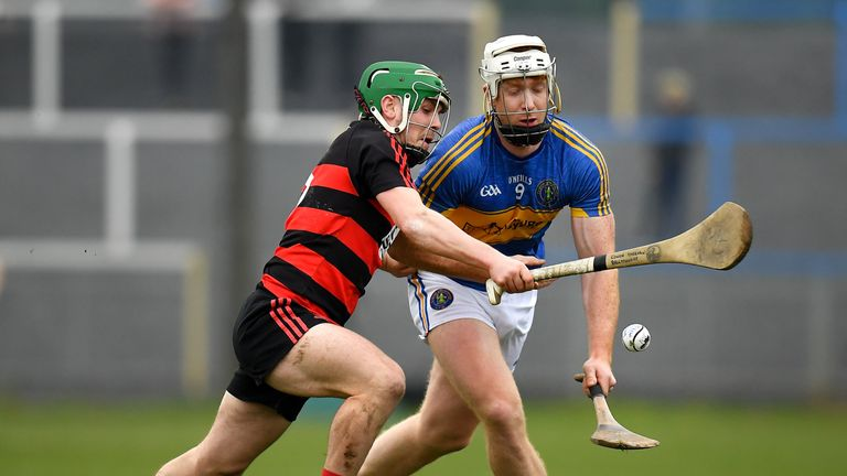 Ballygunner managed to subdue the star-studded Patrickswell side