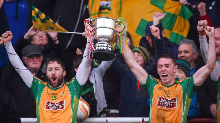 Corofin are county champions for a seventh season in succession