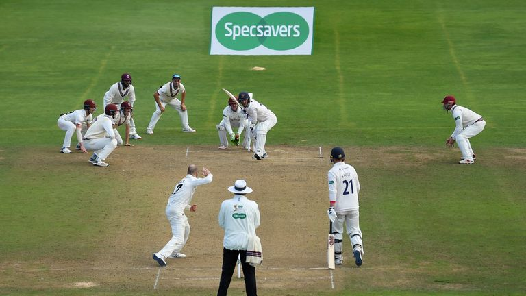Somerset docked 24 points for poor pitch in title decider against Essex