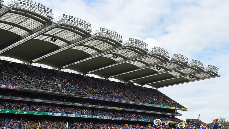 Croke Park will play host to the Tier 2 semi-finals and final