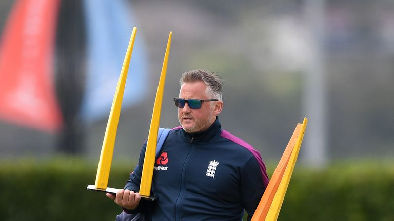 Darren Gough: 'It's finding a way to suit your type of bowling in all conditions. It's not easy but you find a way to attack, even on flat pitches'