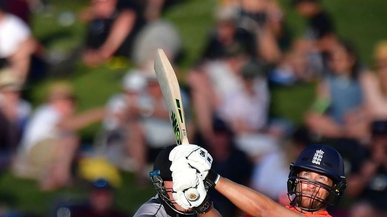 Malan has five fifties and one hundred in nine T20I innings