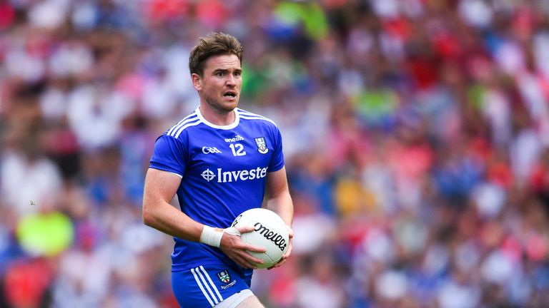 Dessie Mone was one of the country's longest-serving intercounty stars