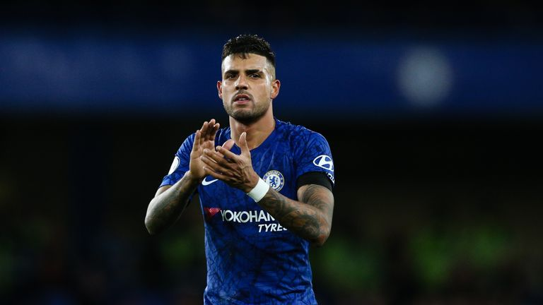 Emerson Palmieri has attracted interest from Inter Milan and Juventus