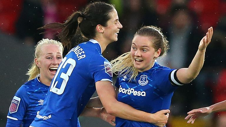 Everton Women will open their new stadium at Walton Hall Park later this month