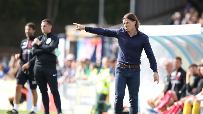 Gareth Ainsworth's side were eighth in League One prior to the suspension of football due to the coronavirus pandemic