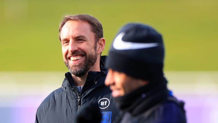 England manager Gareth Southgate takes his side to Kosovo after hosting Montenegro