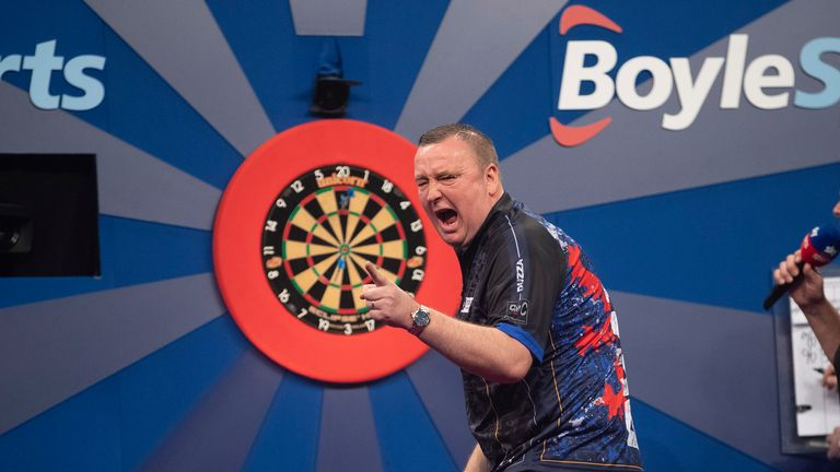 Three-time Lakeside champion Glen Durrant won his PDC card in January but the rest of the BDO competitors struggled at the Grand Slam of Darts