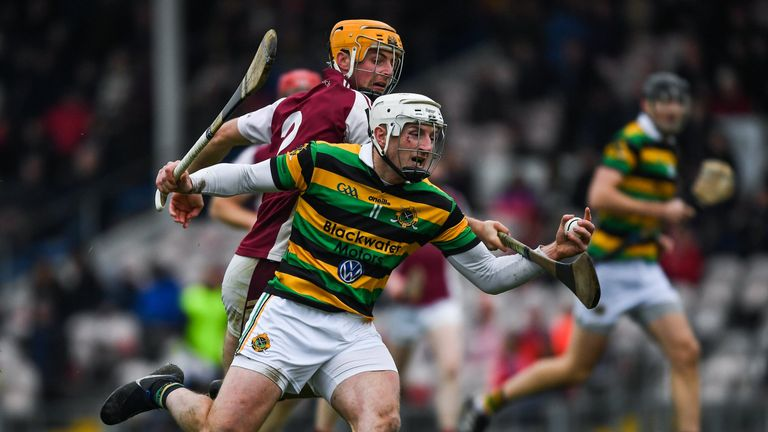 2019 Hurler of the Year nominee Patrick Horgan led the charge for Glen Rovers