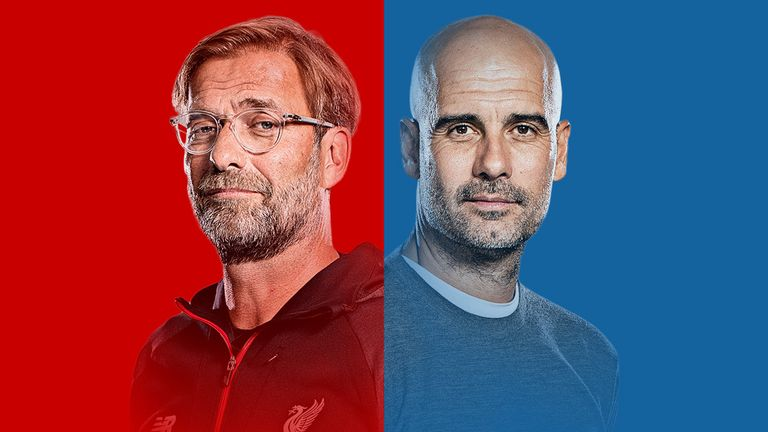 Liverpool v Manchester City is live on Super Sunday