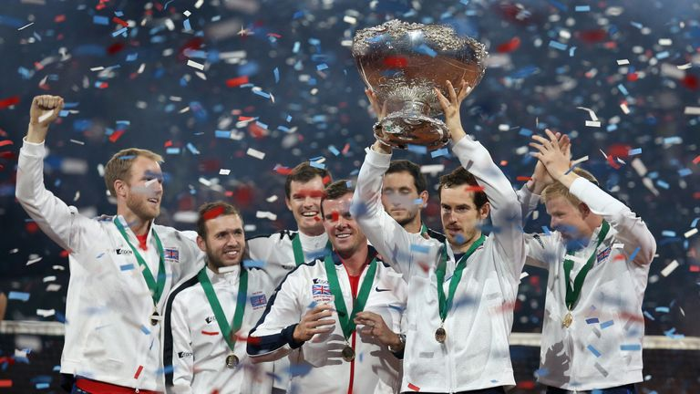 Great Britain famously won the Davis Cup in 2015. Can Andy Murray and co do it again in Madrid next week?