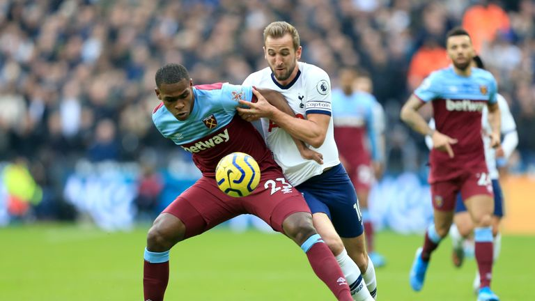 Issa Diop has struggled for West Ham in recent weeks