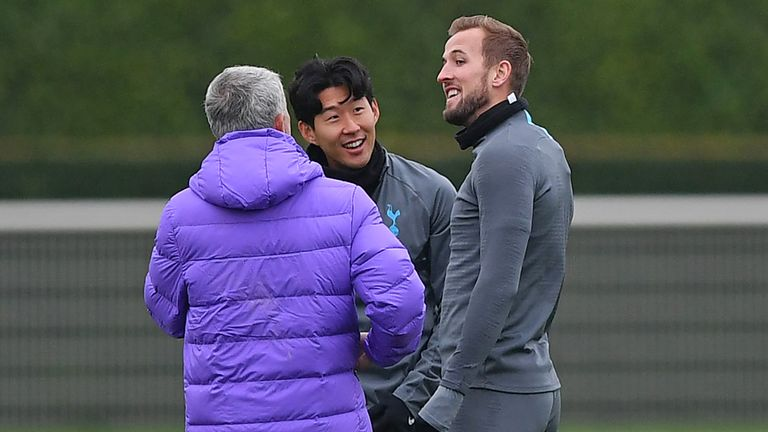 Tottenham will be without goalscorers Heung-Min Son and Harry Kane when they visit Stamford Bridge.