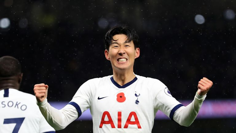 Jones Knows thinks Heung-Min Son can find the net this weekend