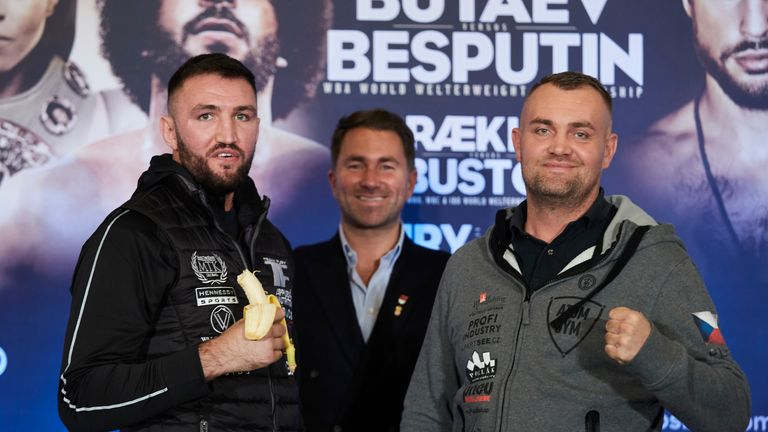 Fury vs Sour, tonight at 7pm, live on Sky Sports Action