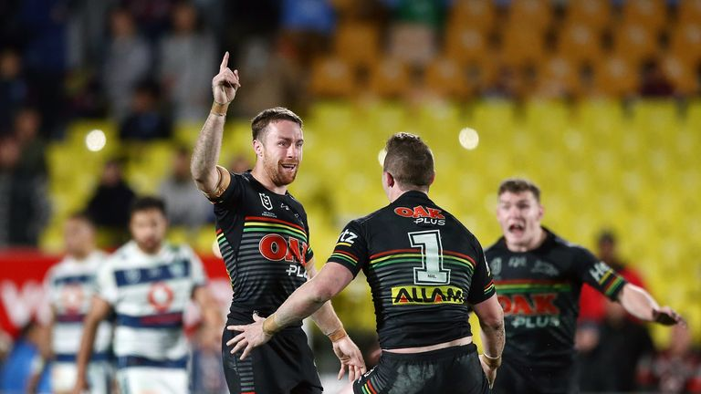 James Maloney is one of the early Man of Steel favourites