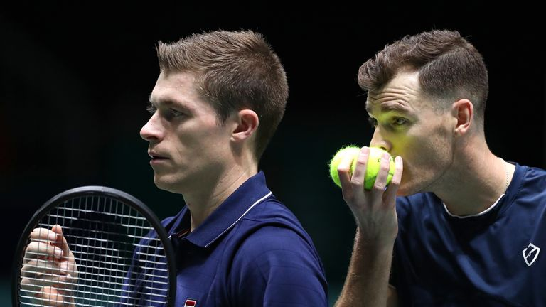 Edmund puts Britain on cusp of Davis Cup final