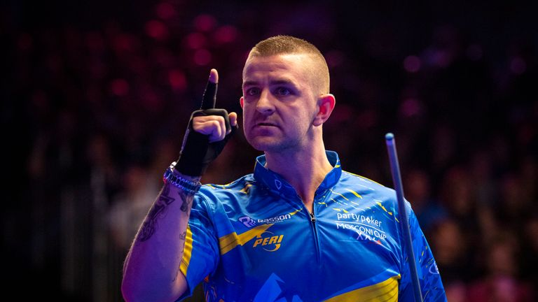 The magic of the Mosconi Cup returns to Sky Sports with Team Europe looking to regain the title | Snooker News