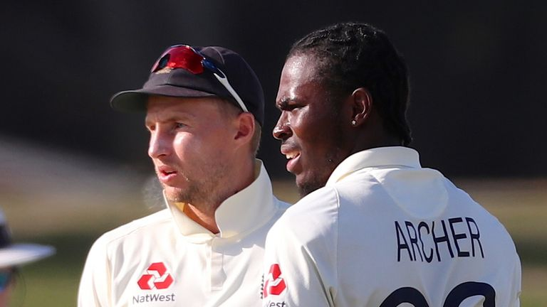 Joe Root says Jofra Archer must stay resilient after a difficult tour of New Zealand