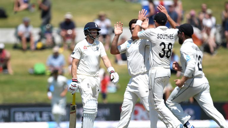 England will be looking to respond after suffering a 1-0 defeat in their two-match Test series against New Zealand