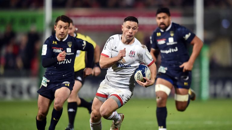 Ulster lead Pool 3 but Clermont are in close pursuit