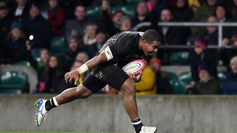 John Dyer scores for Fiji