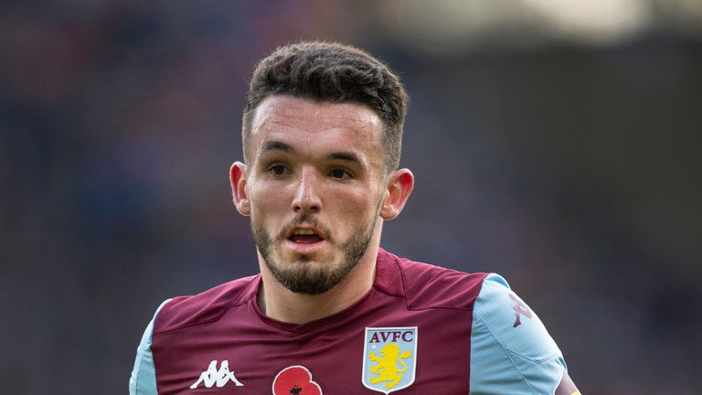 Steve Bruce believes John McGinn could succeed at Manchester United