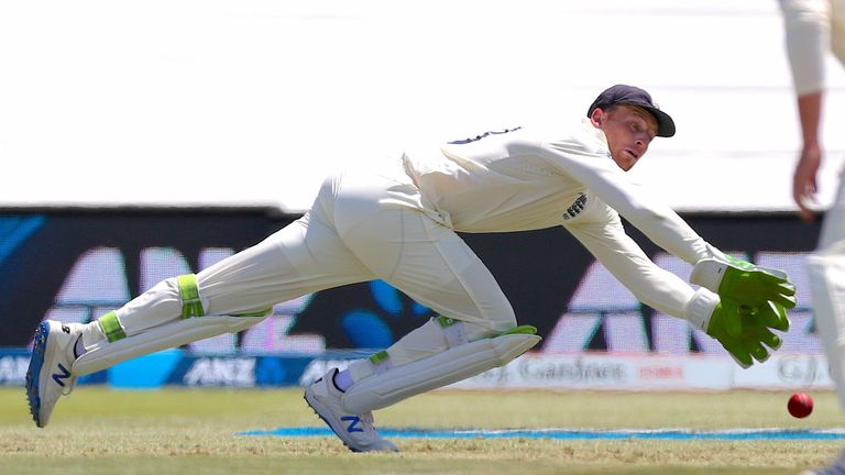 Jos Buttler is missing the second Test through injury