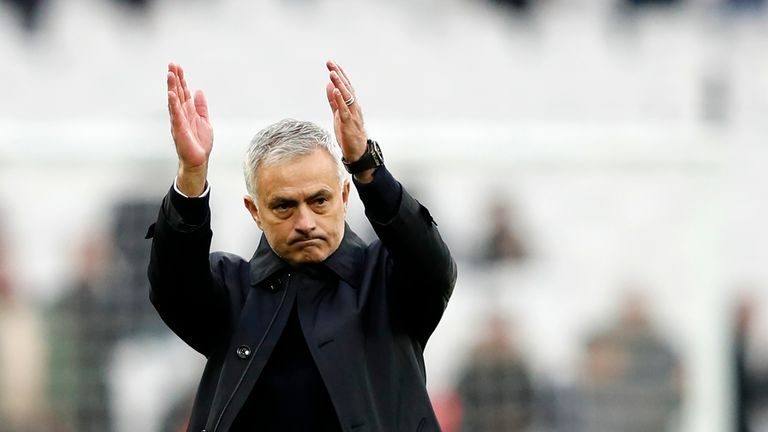 Jose Mourinho has won 22 major trophies during his managerial career