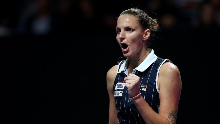 World No 3 Pliskova will play in a newly-created tournament in Prague