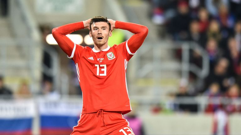 Kieffer Moore says he considered retirement after a serious head injury