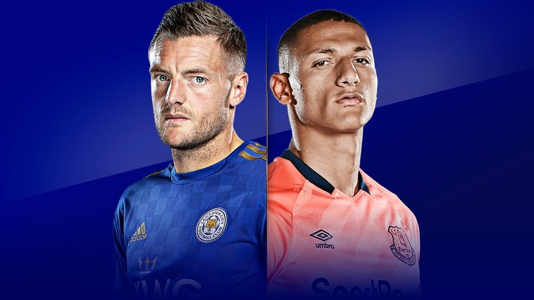 Watch Leicester vs Everton on Super Sunday