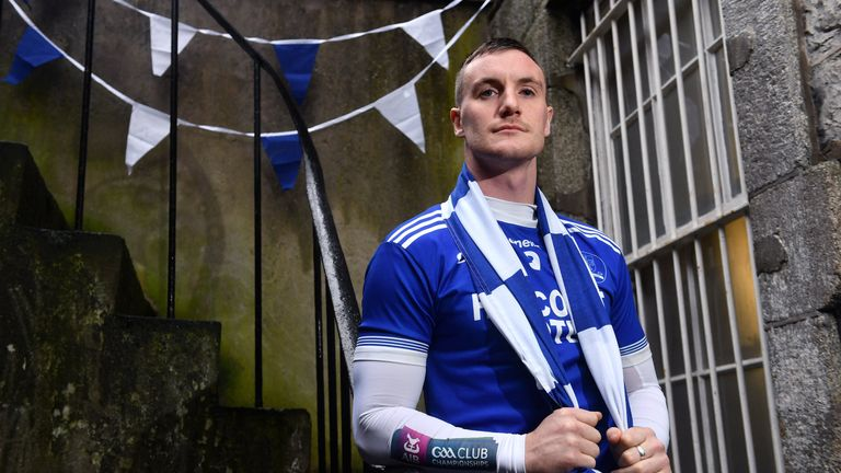 Leo McLoone and Naomh Conaill are gunning for AIB Ulster Championship glory this weekend